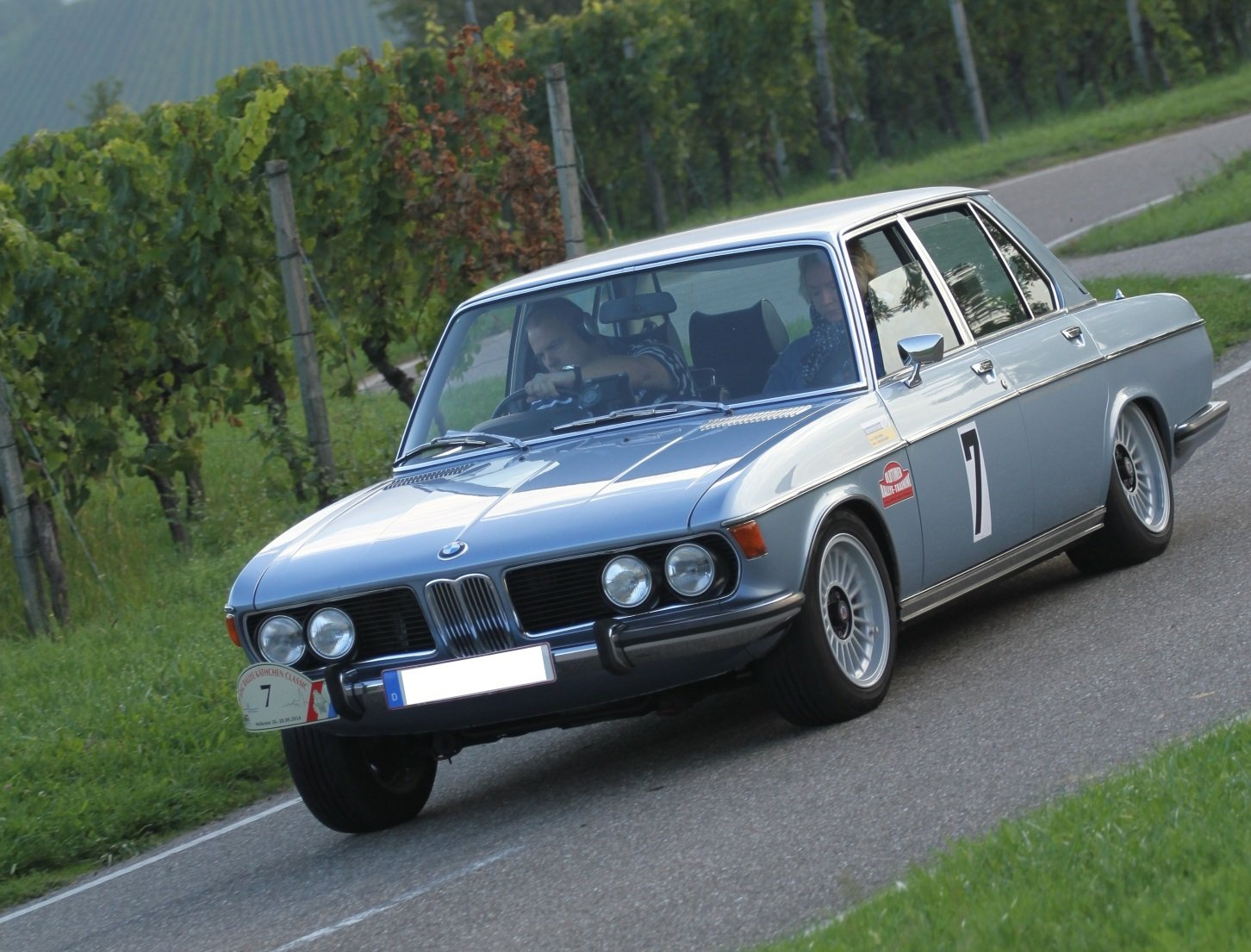 1973 RHD - FANTASTIC BMW 3.0Si  For Sale (picture 1 of 6)