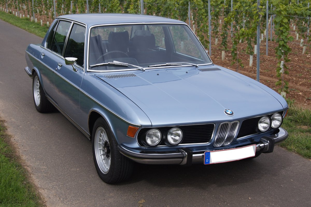 1973 RHD - FANTASTIC BMW 3.0Si  For Sale (picture 2 of 6)