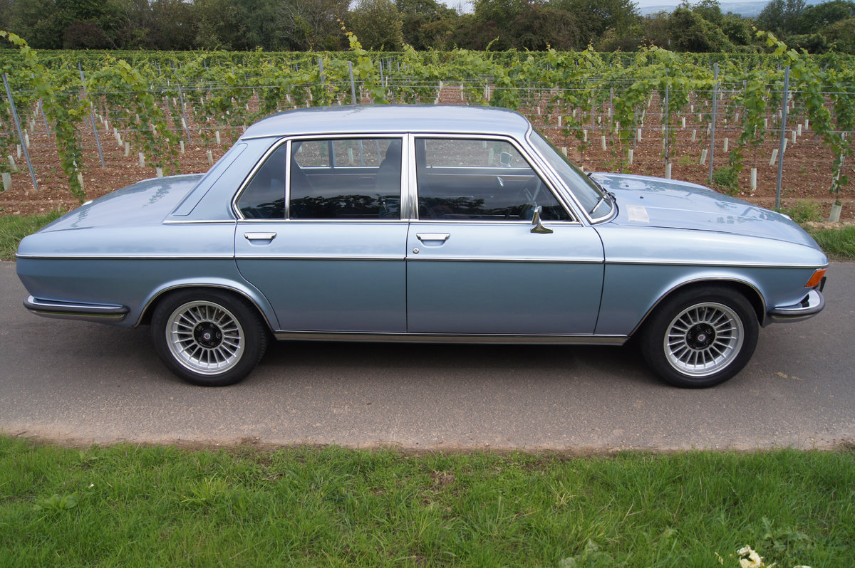 1973 RHD - FANTASTIC BMW 3.0Si  For Sale (picture 3 of 6)