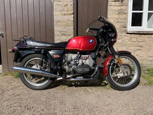1978 BMW R100S 1977 model year For Sale