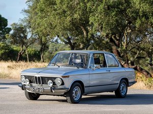 1973 BMW 2002 Tii For Sale by Auction