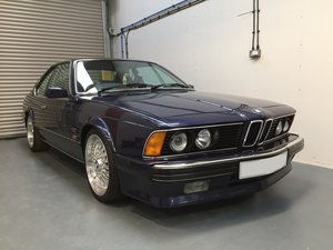 BMW 635csi 1988 Highline Auto BMW FSH MINT