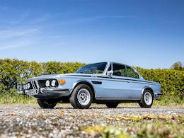 1972 BMW 3.0 CSL COUPÉ