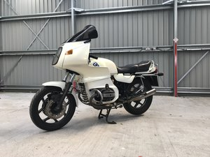 1987 BMW R100RS Finest sports/touring motorcycle ever For Sale