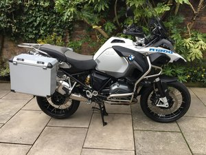 2014 BMW R1200GS TE LC Adventure, Low Mileage, Exceptional  SOLD