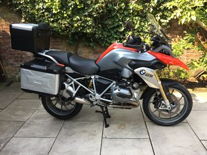 2013 BMW R1200GS TE LC, Low Mileage, Exceptional  For Sale