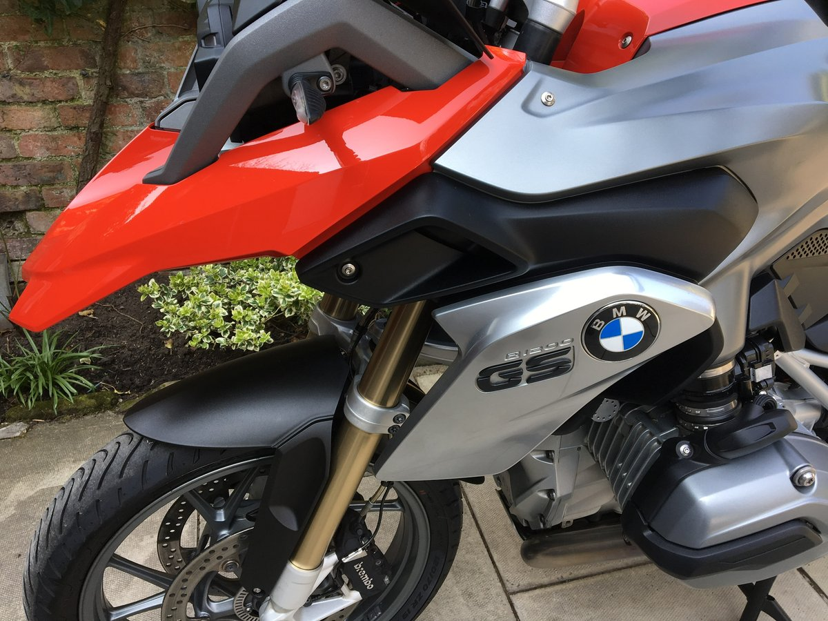 2013 BMW R1200GS TE LC, Low Mileage, Exceptional  For Sale (picture 6 of 6)