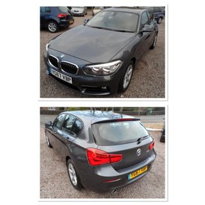 2017 67 Reg.BMW 118i SE Auto