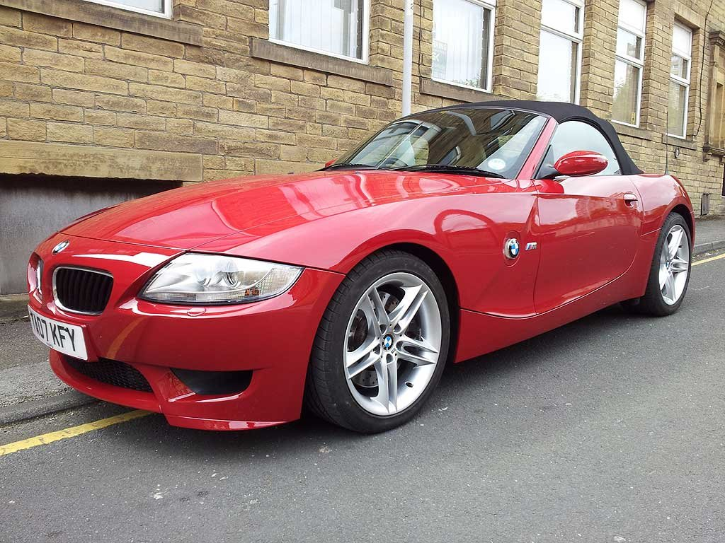 July 2007 BMW Z4M 3.2 For Sale (picture 1 of 6)