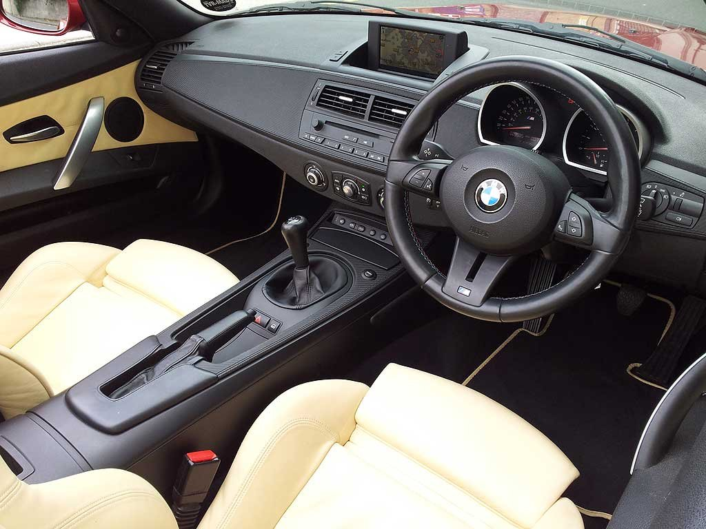 July 2007 BMW Z4M 3.2 For Sale (picture 5 of 6)