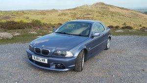 2001 BMW E46 320ci Convertible For Sale