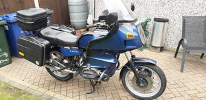 1990 BMW r 80 rt 25000 miles classic bike must be seen For Sale