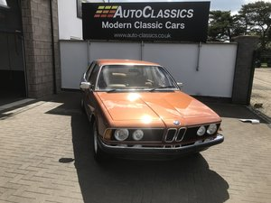 1979 BMW 728 , Manual, Full History  SOLD