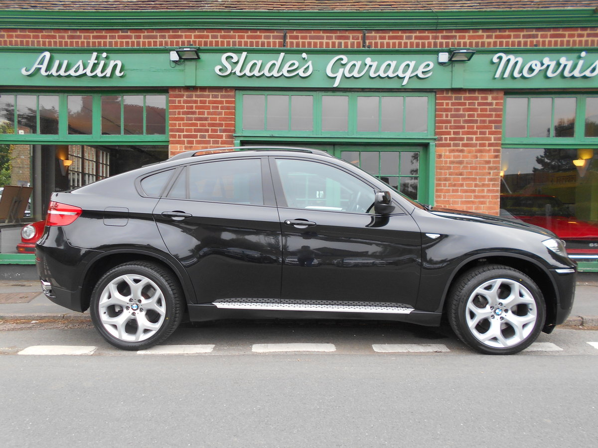 2008 BMW X6 35d M Sport  SOLD (picture 1 of 5)