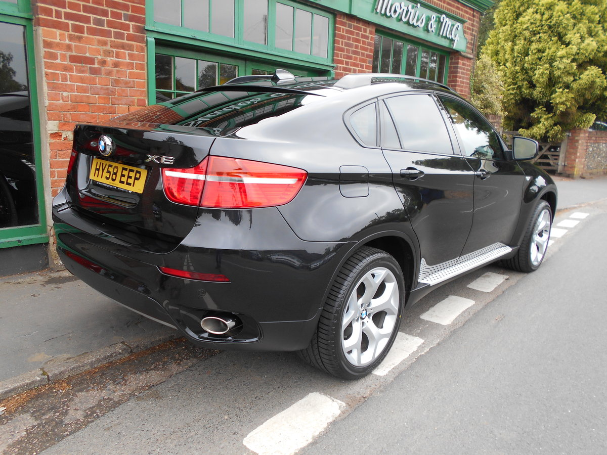 2008 BMW X6 35d M Sport  SOLD (picture 3 of 5)