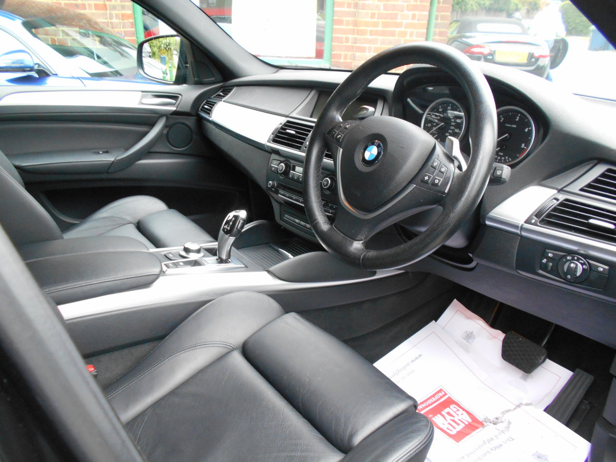 2008 BMW X6 35d M Sport  SOLD (picture 4 of 5)