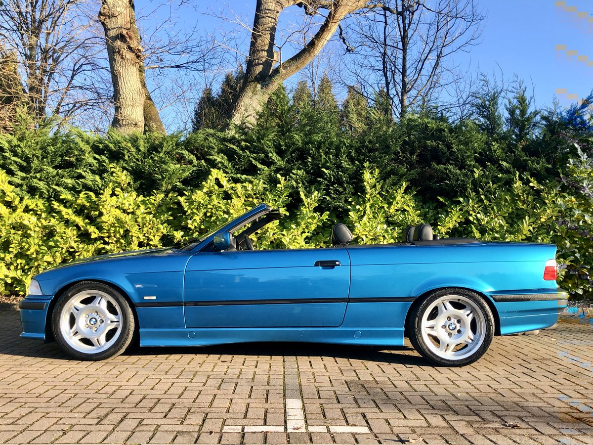 1997 BMW 328I // CONVERTIBLE // 2.8L // AUTO // 190BHP //px swap SOLD (picture 2 of 6)