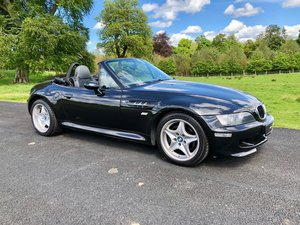 2000 BMW Z3M Roadster For Sale