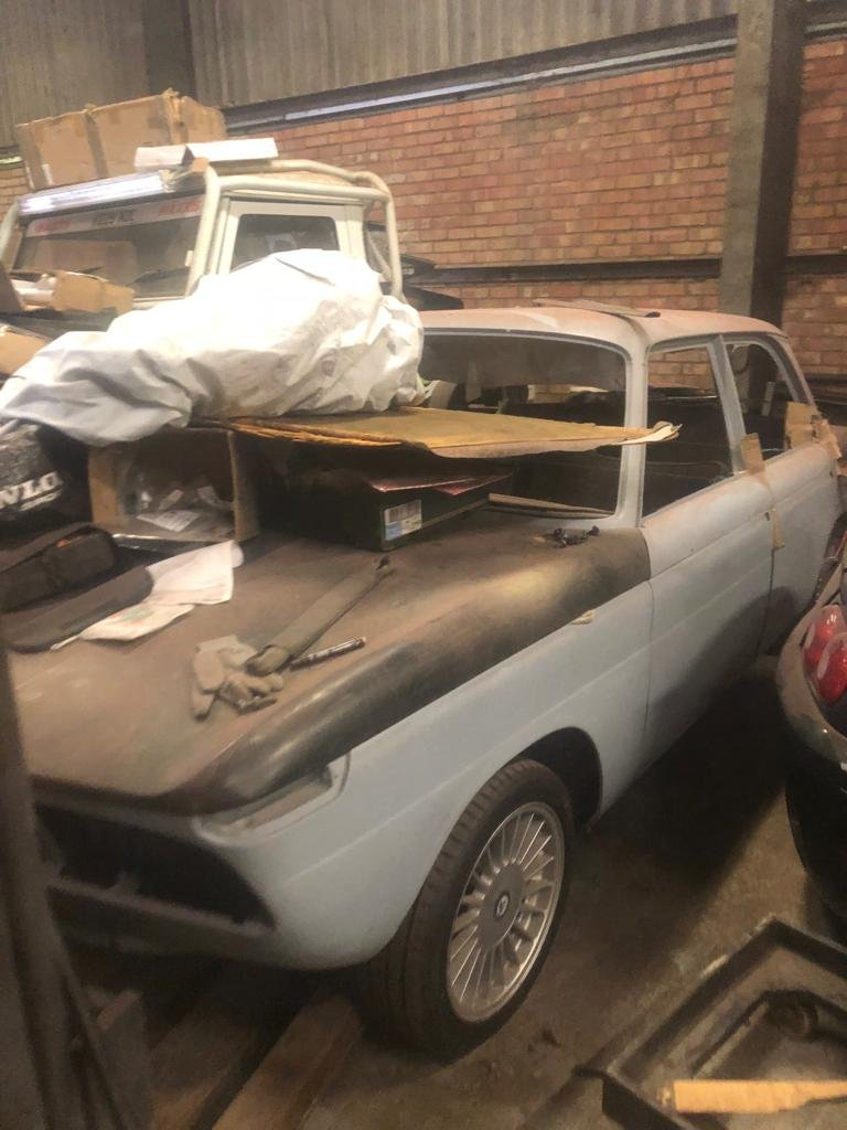 Bmw 2000 (4door 2002) 1968 For Sale (picture 5 of 6)