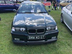 1996 BMW E36 M3 GT Individual