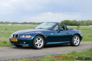 1996 BMW Z3 1.9 Roadster original Dutch car For Sale