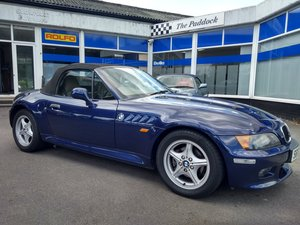 1999 BMW Z3 2.8 2dr WIDE BODY 2.8L. LOW MILEAGE For Sale