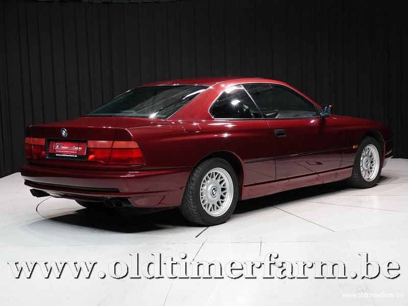 1991 BMW 850i '91 For Sale (picture 2 of 6)