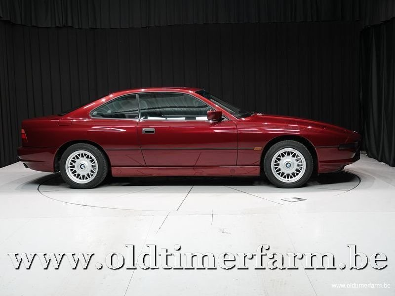 1991 BMW 850i '91 For Sale (picture 3 of 6)
