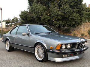 1985 BMW M6 EURO For Sale