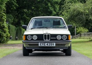 1979 BMW 323i Saloon (E21) SOLD by Auction