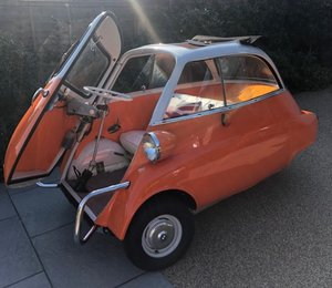1962 BMW Isetta 300 For Sale by Auction