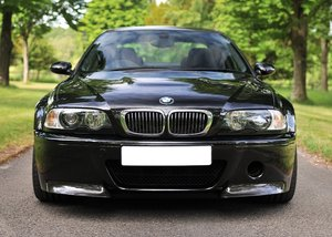 2003 BMW M3 CSL For Sale by Auction