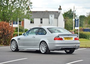 2002 BMW M3 Fast RoadTrack For Sale by Auction