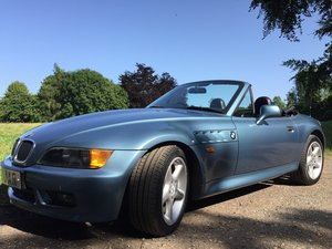 1998 bmw z3 1.9 138 bhp with low mileage For Sale