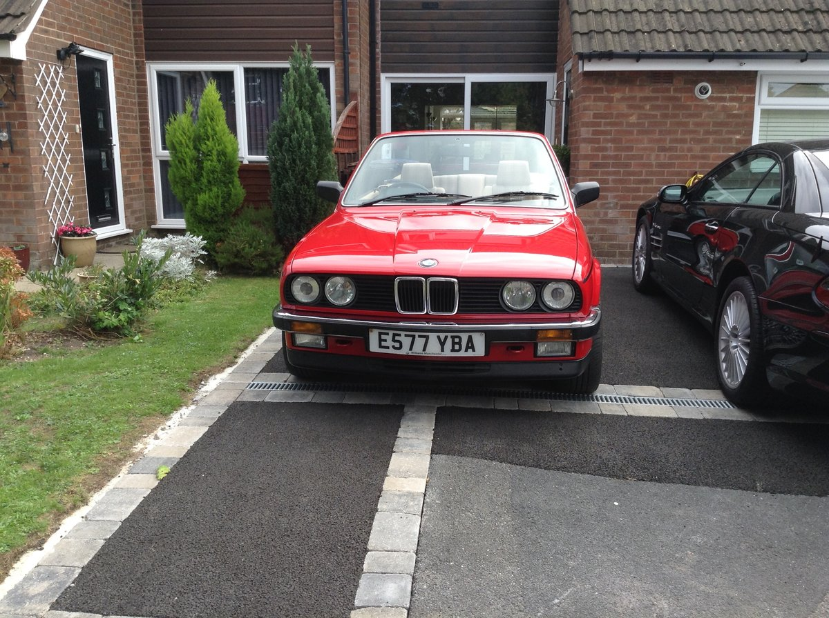 1988 BMW E30 325i cabriolet  For Sale (picture 6 of 6)