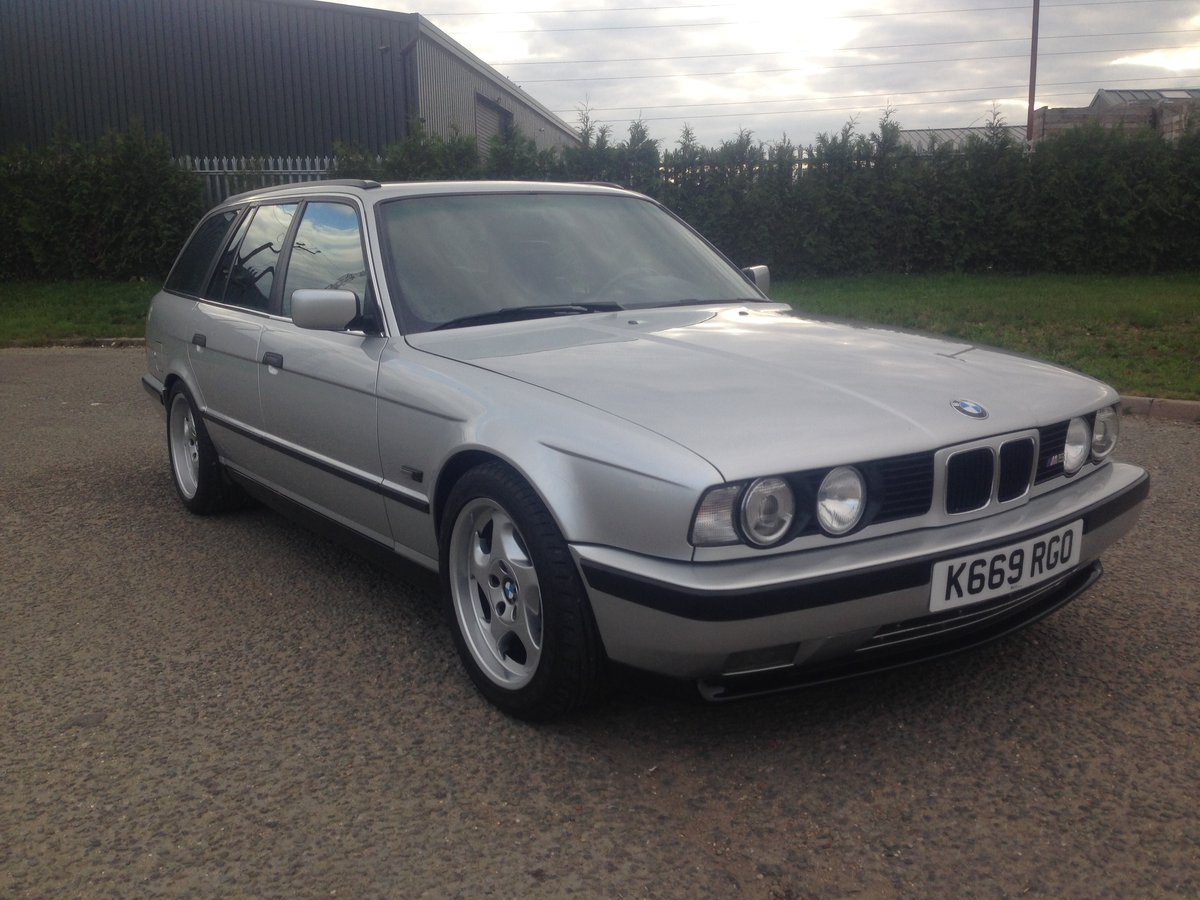 E34 M5 For Sale >> 1992 Bmw E34 M5 Touring Individual 1 Of 891 For Sale Car
