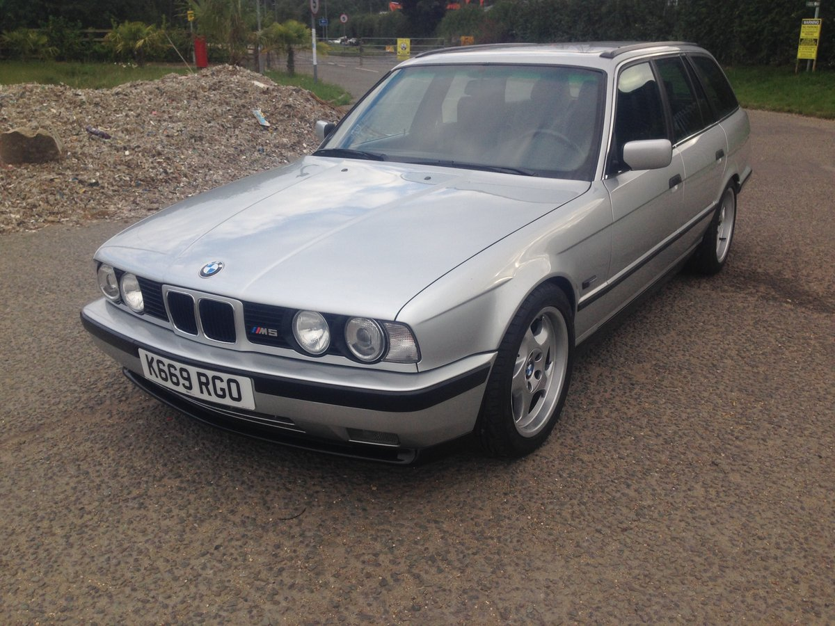 1992 BMW E34 M5 Touring 'Individual' 1 of 891 For Sale (picture 2 of 6)