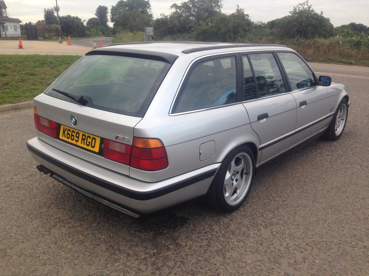 1992 BMW E34 M5 Touring 'Individual' 1 of 891 For Sale (picture 3 of 6)