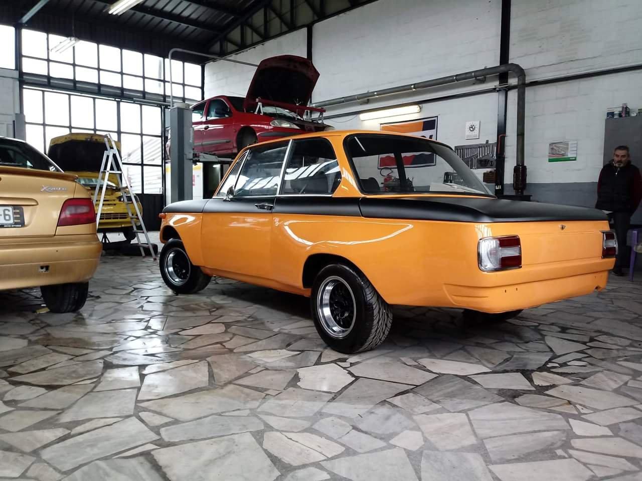 BMW 2002 Alpina replica (11/1975) For Sale (picture 2 of 6)