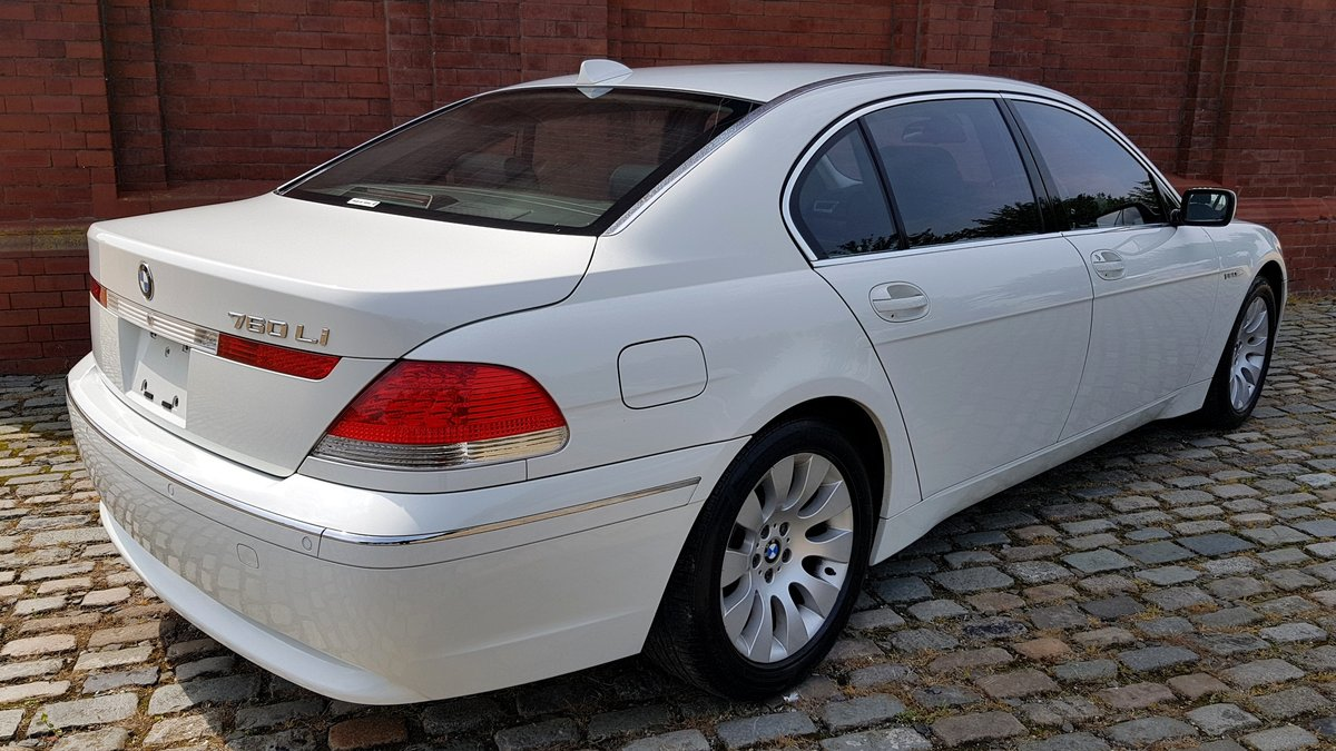 2005 BMW 7 SERIES 760 LI LWB V8 6.0 AUTOMATIC * LEATHER SEATS *  For Sale (picture 2 of 6)