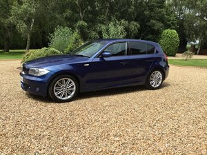 2008 58 BMW 120d M Sport 2 owners 61,000 miles For Sale