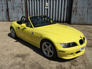 Picture of 2000 BMW Z3 2.0 Roaster Auto Very low miles SOLD