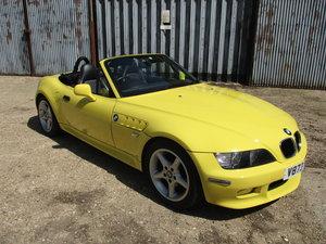 2000 BMW Z3 2.0 Roaster Auto Very low miles SOLD
