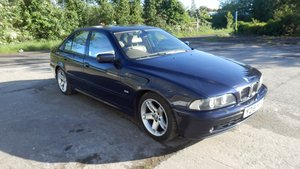 Excellent condition, low mileage 2001 E39 BMW 540i For Sale