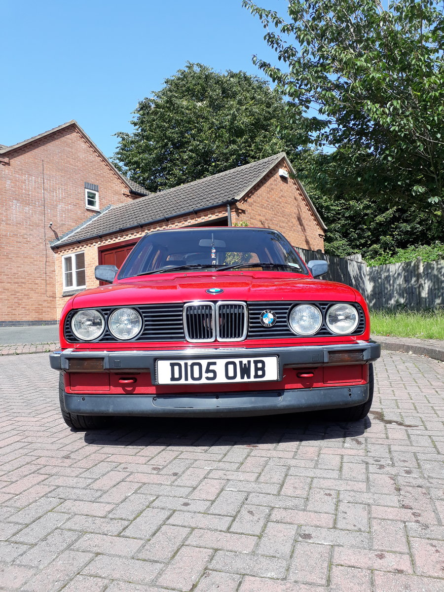 1986 BMW E30 318i  For Sale (picture 2 of 6)