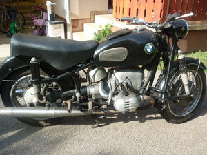 1962 BMW R60 matching numbers For Sale
