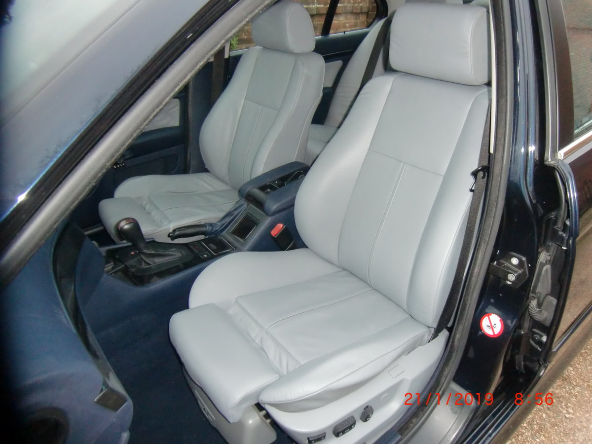 2002 RARE  LTD ETDTION LOW MILEAGE STUNNING LOOKING E39 For Sale (picture 3 of 6)