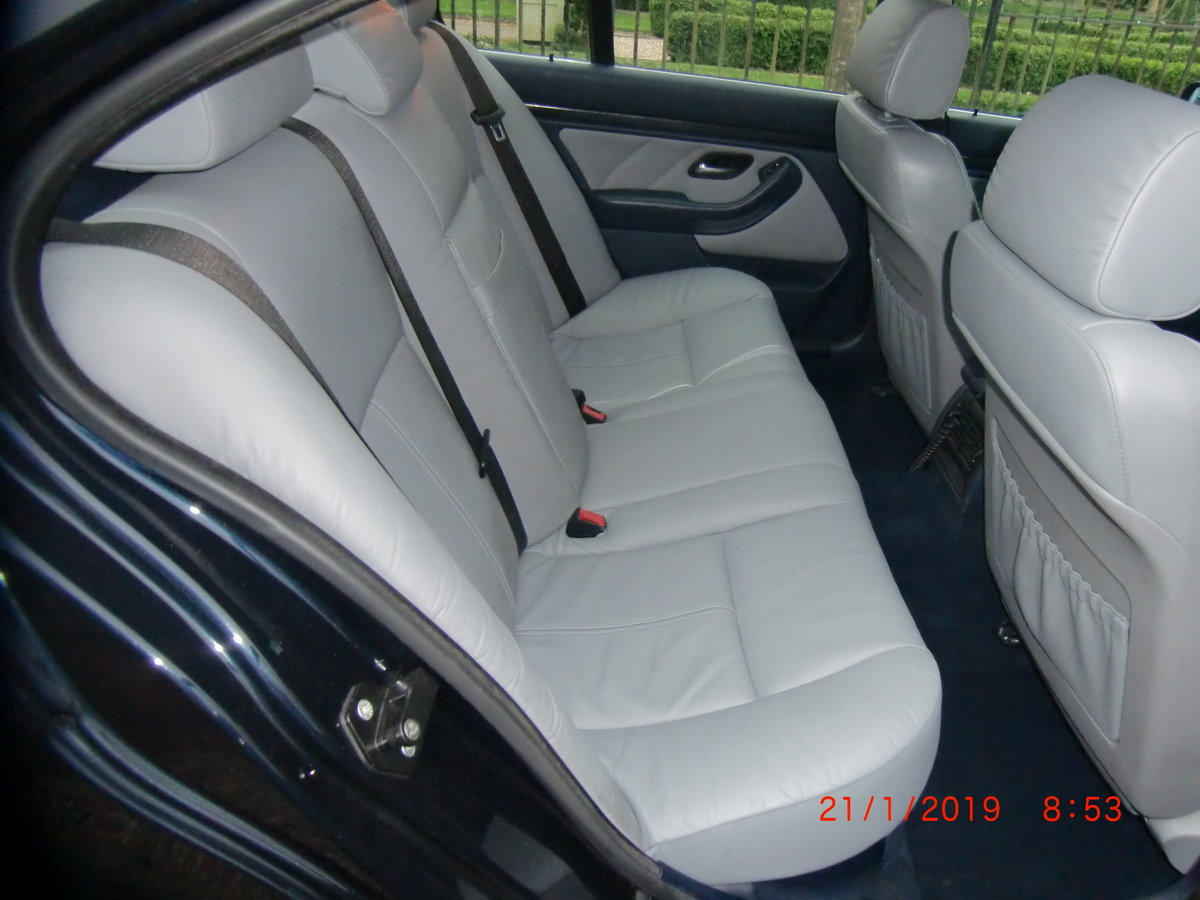 2002 RARE  LTD ETDTION LOW MILEAGE STUNNING LOOKING E39 For Sale (picture 4 of 6)