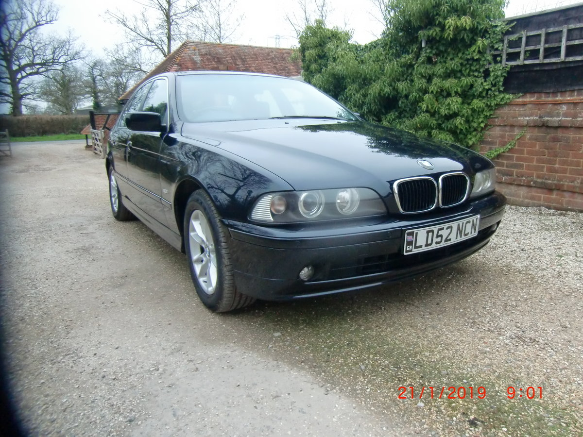 2002 RARE  LTD ETDTION LOW MILEAGE STUNNING LOOKING E39 For Sale (picture 5 of 6)