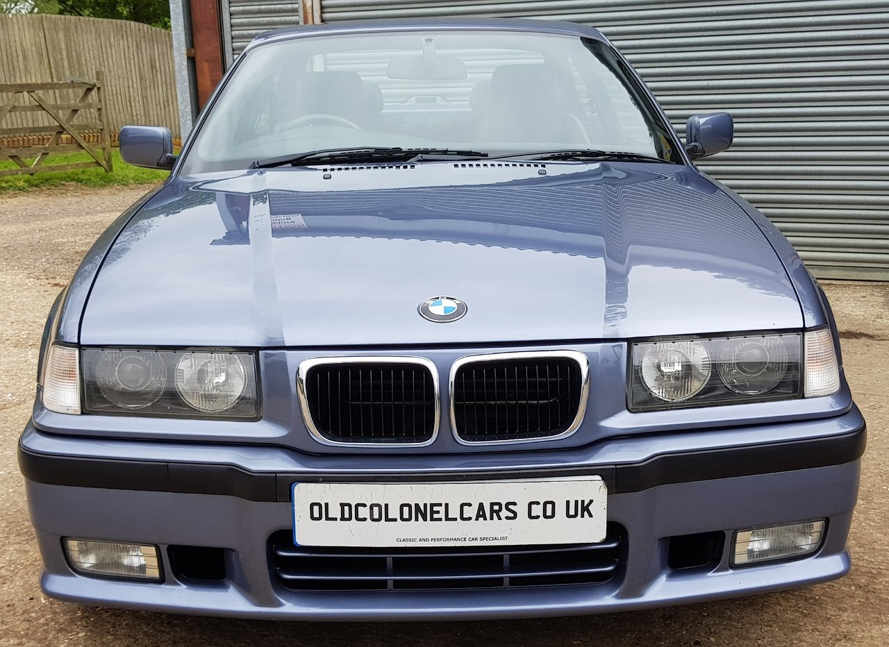 1999 BMW E36 318 IS 1 9 Twin Cam Coupe - Manual - Only 73,000 For